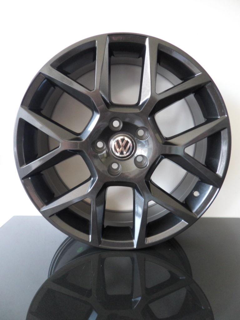 X4 18 Quot Vw Golf Mk6 Edition 35 Alloy Wheels Gti Mk5 Mk6