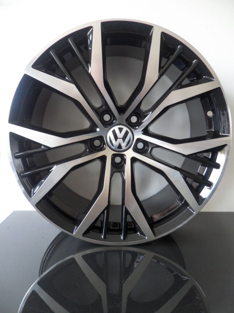 gloss image wheels exchange of alloy volkswagen genuine black set vw rims scirocco passat shop cc product interlagos